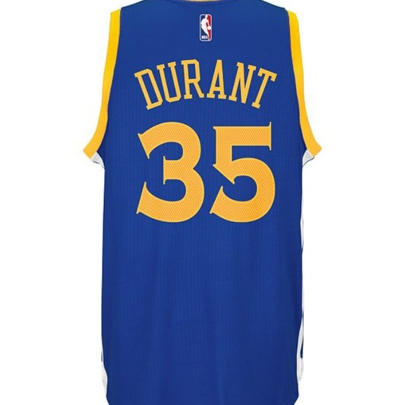size 40 c52e9 368ae Men's Kevin Durant Warriors Jersey NWT